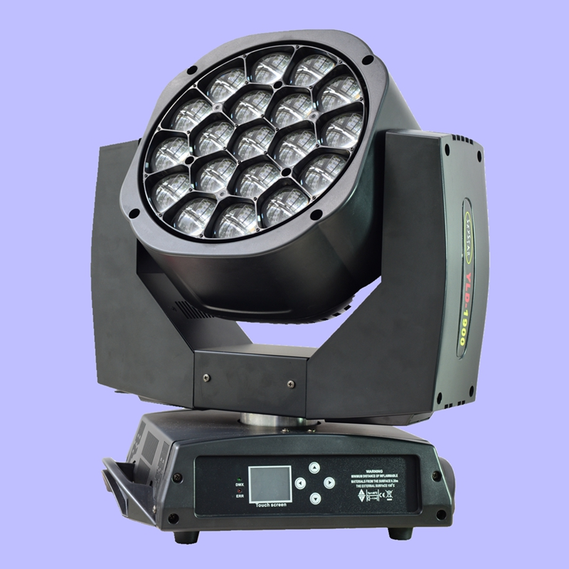 18*15w 4in1 LED蜂眼摇头灯       (YLD-1900)